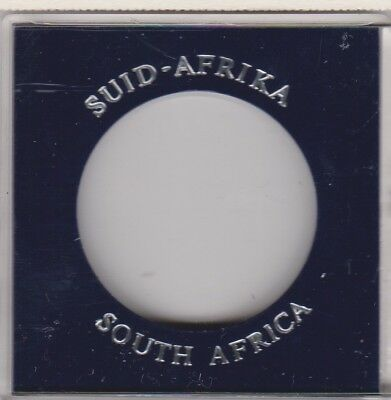 South Africa Crown Suid-Afrika Sandhill Coin Case