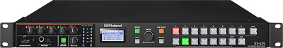 Roland XS-62S 6-Channel HD Video Switcher with Audio Mixer & PTZ Camera Control