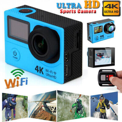 Eken H3R Videocamera Pro Cam Sport 4K Hd Wifi Action Camera 12Mp Telecomando