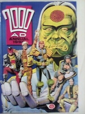 2000 AD Annual 1990 - Fleetway - VERY FINE CONDITION - FIRST PRINTING