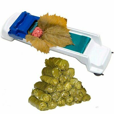 Yaprak Sarma Roller Dolma Wrap Vine Leaf Stuffed Grape & Cabbage Rolling Machine