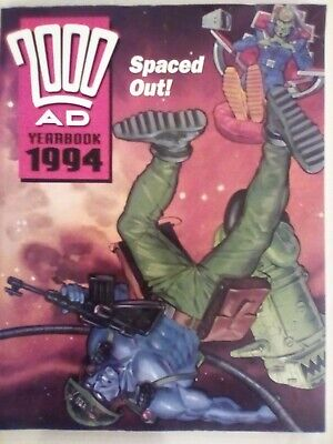 2000 AD Yearbook 1994 - Fleetway - VERY FINE CONDITION - FIRST PRINTING