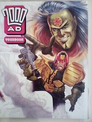 2000 AD Yearbook 1995 - Fleetway - VERY FINE CONDITION - FIRST PRINTING