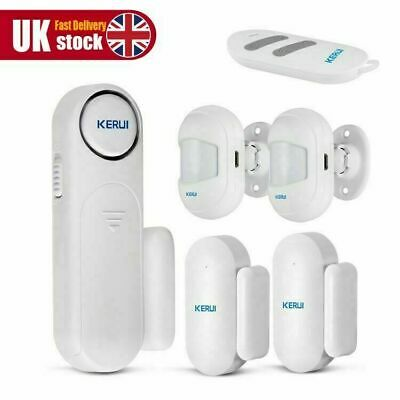 KERUI P831 433MHz Mini Motion PIR Detector Sensor Lot For Security Alarm System