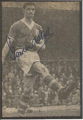 Football Autograph Gordon Astall Birmingham City FC Signed Picture F784