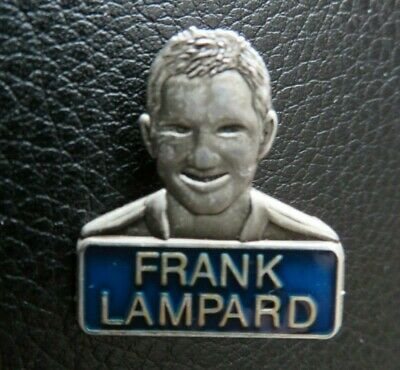 Frank Lampard Chelsea Pewter Style Badge