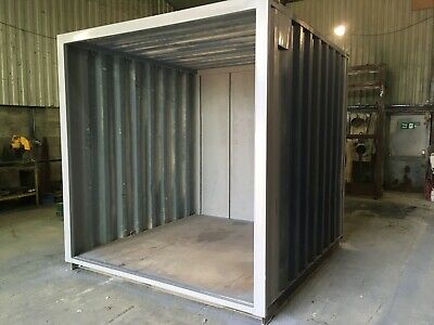 9ft Storage Shipping Container Shelter for SALE  - LANCASHIRE