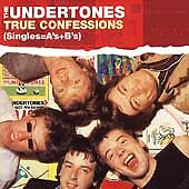 The Undertones - True Confessions (Singles = A's & B's)- 2xCD - (Hits / Best of)