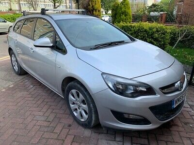 Vauxhall Astra 1.6Cdti Design Estate Nav, Manual, Light Damage Repairable