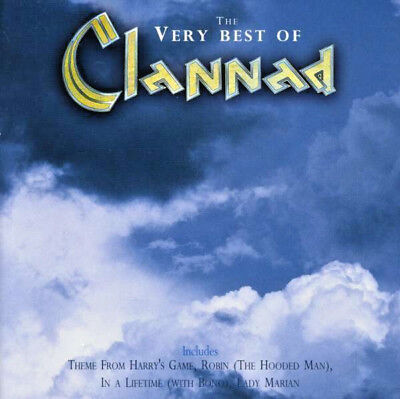 Clannad - The Very Best Of (2001) | NEW & SEALED CD (Enya)