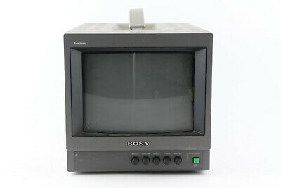 "Sony Trinitron PVM-8040 8"" CRT Monitor Tested 30 Day Warranty (Z3E2)"
