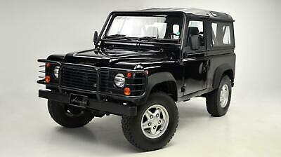 1995 Defender -- 1995 Land Rover Defender 90 Genuine N.A.S 1-OWNER w/15,942 Original Miles!