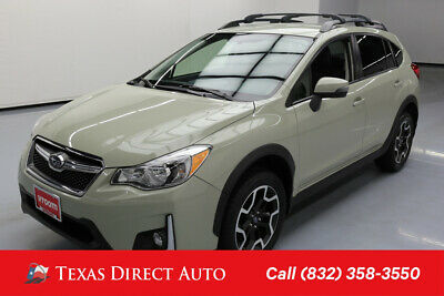 2016 Subaru Crosstrek Limited Texas Direct Auto 2016 Limited Used 2L H4 16V Automatic AWD SUV