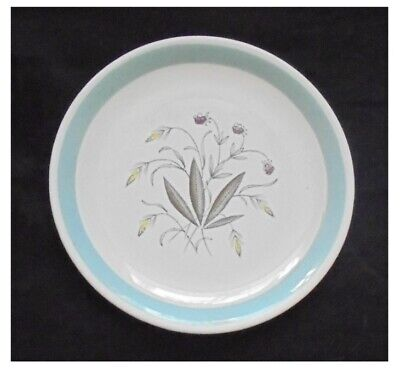6 x Alfred Meakin ~ Hedgerow ~ 17cms Side plates