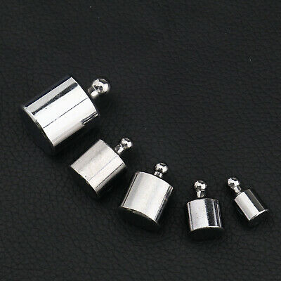 105g 5pcs Set 50g 20g 20g 10g 5g Calibration Weight For Jewellery Scale