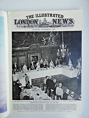 The Illustrated London News - Saturday December 8, 1956