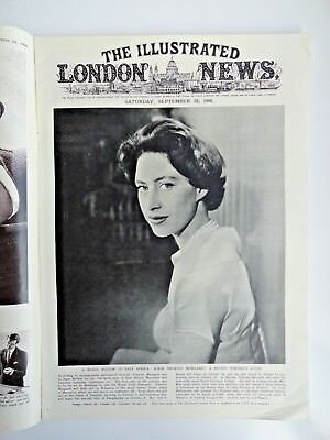 The Illustrated London News - Saturday September 22, 1956