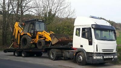 JCB 3CX Transport