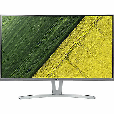 "Acer 27"" LCD  Full HD 1920x1080 Widescreen Curved Monitor w/ 4ms Response Time"