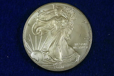Estate  Find 2010 -  American Silver Eagle!!! #G6042