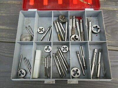 TAP DIE Model Engineer 40 TPI JOB LOT ENGINEERING TOOLS