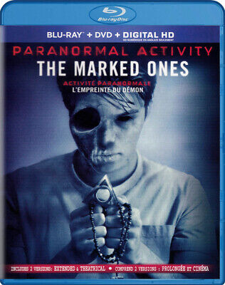 Paranormal Activity - The Marked Ones (Blu-Ray Nuevo Azul