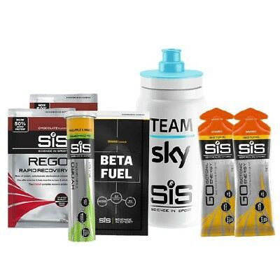 SIS SCIENCE IN SPORT 2 x TEAM SKY GRAND TOUR BUNDLE - 14 VARIOUS ITEMS **NEW**