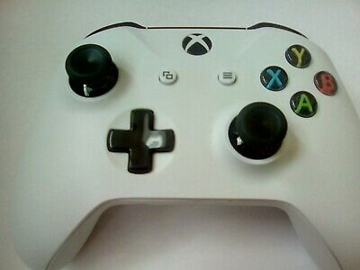 Microsoft  Xbox One 1708 3.5mm headphone jack Wireless Controller - White
