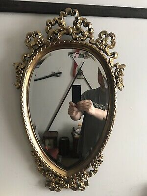 Louis 14th Style Bevelled Mirror