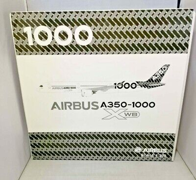 Jc Wings Official - 1:200 Scale Diecast - Airbus A350-1000 Flaps Down - Lh2087A