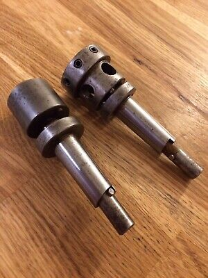 "Lathe Tailstock Tap and 1/2"" Die Thread cutting set mors 2 from Boxford or other"