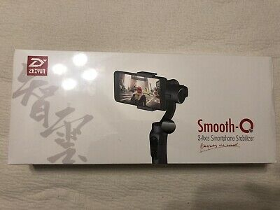 Zhiyun Smooth-Q 3-Axis Handheld Gimbal Stabilizer for Smartphone (black)
