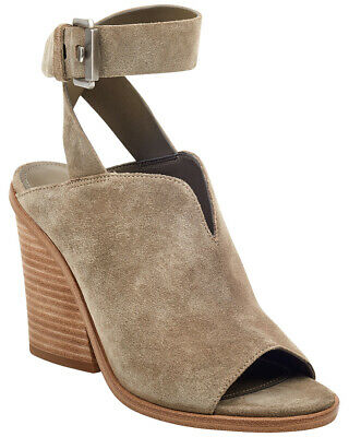 16b913dde2 MARC FISHER LTD Glenna Suede Platform Sandals, Women's Size 8.5M ...