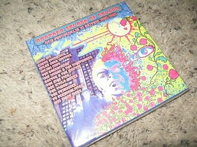 ANOTHER SPLASH OF COLOR BRITISH PSYCHEDELIC MUSIC 1980 - 1985 3 CD Box set NM
