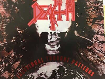 DEATH - Individual Thought Patterns Deluxe 3 x CD 2011 Relapse 3CD Ed 0052/2000