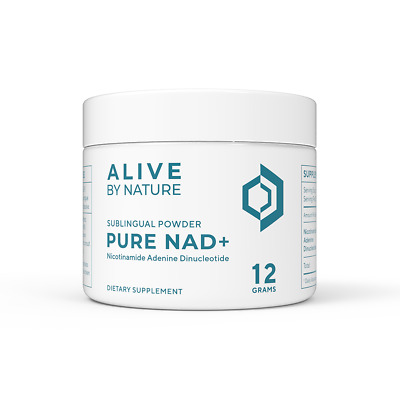 By Photo Congress || Alive By Nature Sublingual Nmn