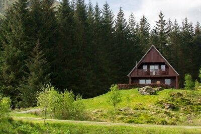 Luxury 5* Holiday Lodge Crainlarich,Scotland - Short Break THIS WEEK