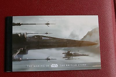 2015 Star Wars - Prestige Stamp Book - Psb Dy15