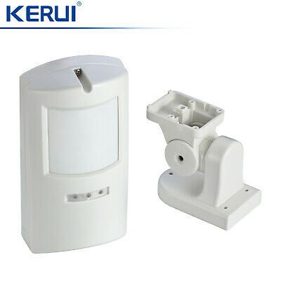 Wireless Outdoor Pet Immune Motion PIR Detector For KERUI Security Alarm System