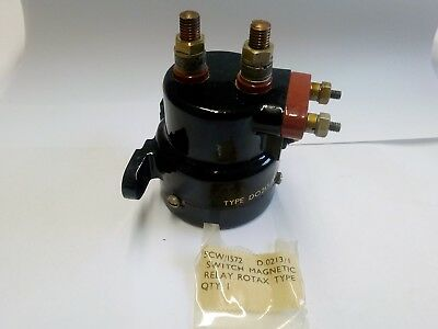 5cw 1572 solenoid relay rotax