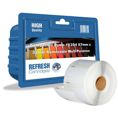 Refresh Cartridges Labels 11354 Compatible With Dymo Printers