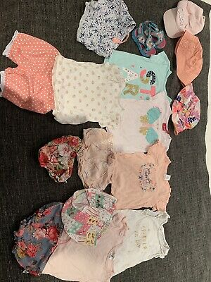 BULK Size 1 Baby Girl Clothing (Assorted brands and all in GC)