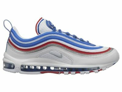 NIKE AIR MAX 97 All Star Jersey Game Royal Silver Blue Red