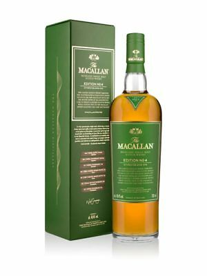 macallan number 4 - limited edition