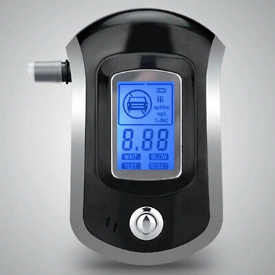 Hot Portable MINI Digital LCD Alcohol Breath Tester Analyzer Breathalyzer Test