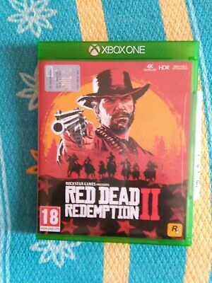 Red Dead Redemption II (Microsoft Xbox One, 2018)