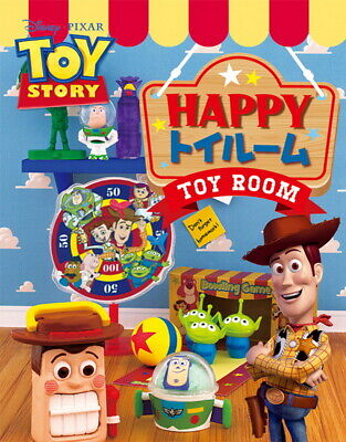 Re-Ment Miniature Disney Pixar Toy Story Toy room Full set of 8 ( NO LARGE BOX)