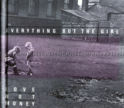 "Everything But The Girl - ""Love Not Money"" - 𝗣𝗥𝗜𝗦𝗧𝗜𝗡𝗘 2 x CD Book Set"