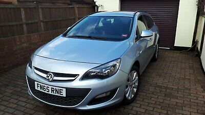 2015 (65) Vauxhall Astra 1.6 Cdti Ecoflex Tech Line Sport  Diesel Manual Estate