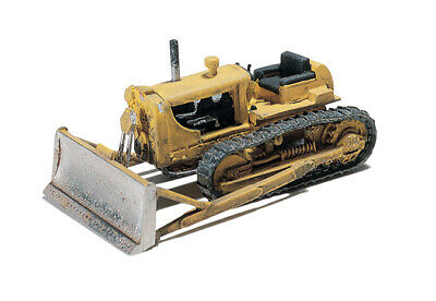 Woodland Scenics Bulldozer-Cat D-7 Tractor Kit HO Railroad Train Vehicle D233